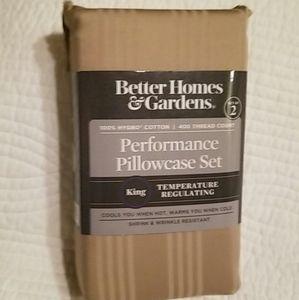 Better Homes & Gardens pillowcases